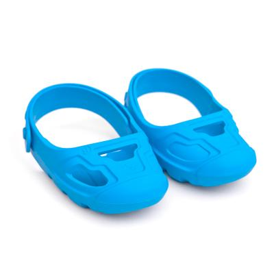 Schuhschützer blau