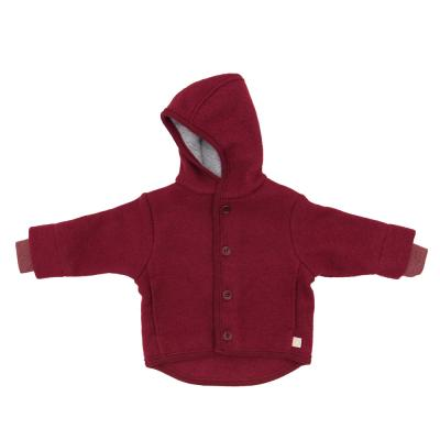 Walkjacke bordeaux