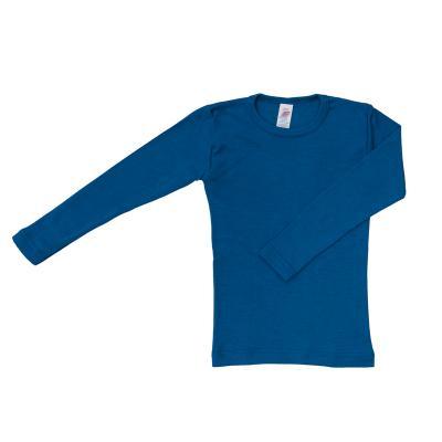 Kinderhemd WS langarm ozean