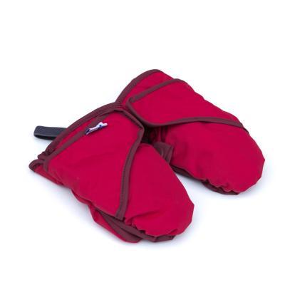 Handschuhe Lapanen red/cabernet