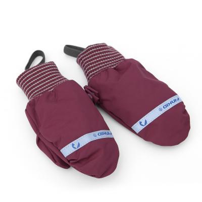 Handschuhe Rukkanen cabernet
