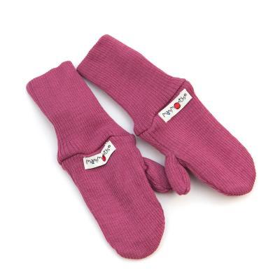 Handschuhe aus Wolle eisbeere