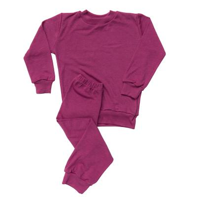 Schlafanzug (2 teilig) WS beere