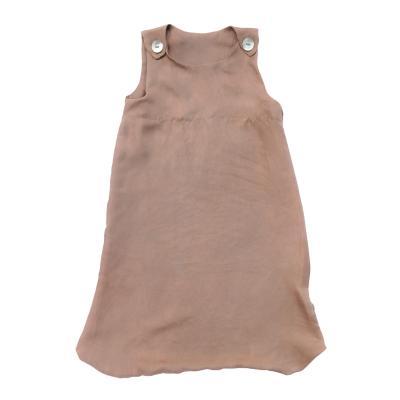 Schlafsack aus peace silk mauve