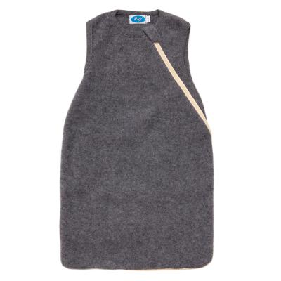 Schlafsack Wollfleece ohne Arm fels