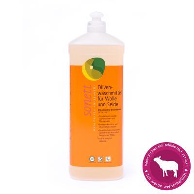 Waschmittel für Wolle und Seide 1 Liter