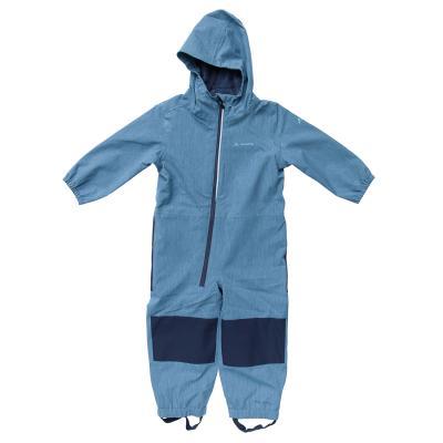 Regenoverall Vaude blaugrau
