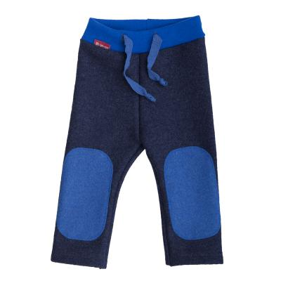 Walkhose blau