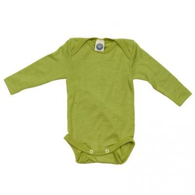 Body WS langarm grün