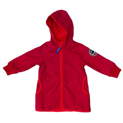 Finkid Softshelljacke Simpukka Shell pepper/fire