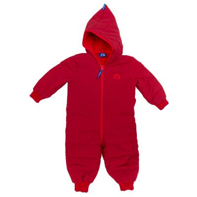 Finkid Overall Umpi Arctic pepper/fire