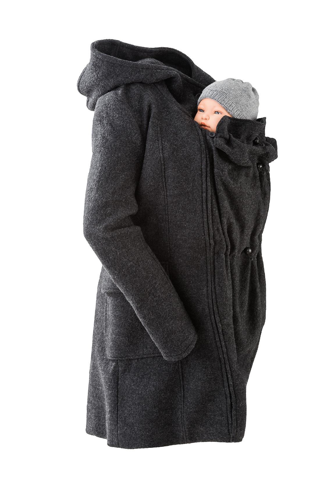winter wollwalk jacke damen